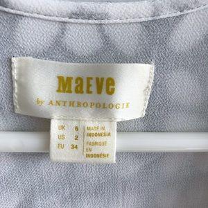 Maeve Tops - 🏝HOST PICK 🏝Anthropologie Maeve Floral Tank